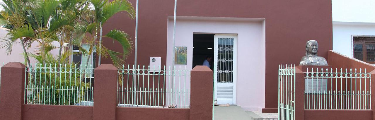 Fachada da Câmara Municipal de Potengi