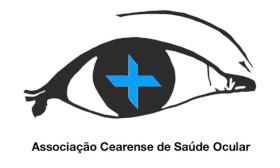 Logotipo da Associação Cearense de Saúde Ocular