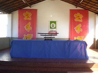 Exame de Faixa Centro Social Marieta Cals - Foto 1