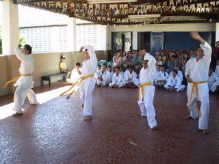 Exame de Faixa Centro Social Marieta Cals - Foto 11