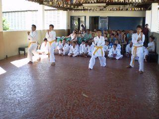 Exame de Faixa Centro Social Marieta Cals - Foto 14