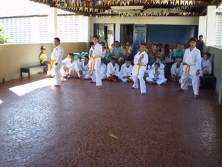 Exame de Faixa Centro Social Marieta Cals - Foto 16