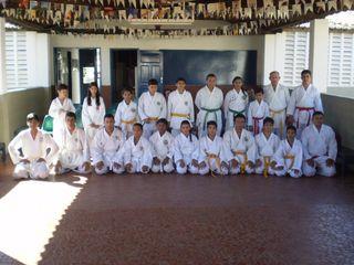 Exame de Faixa Centro Social Marieta Cals - Foto 2