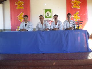 Exame de Faixa Centro Social Marieta Cals - Foto 4