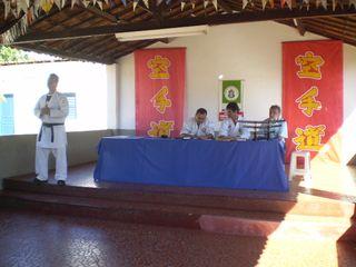 Exame de Faixa Centro Social Marieta Cals - Foto 5