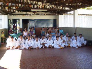 Exame de Faixa Centro Social Marieta Cals - Foto 6