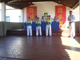 Exame de Faixa Centro Social Marieta Cals - Foto 7