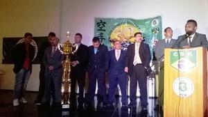 Festa de Premiação Melhores do Ano 2014 de Karate - 45