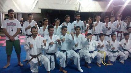 Exame de Faixa no Iguatu 2015 - Foto 3