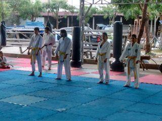 Exame de Faixa no Iguatu 2015 - Foto 8
