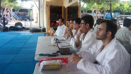 Exame de Faixa Iguatu-CE Dezembro de 2015 - Foto 4