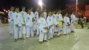 Exame de Faixa Jaguaribe-CE Dezembro de 2016 - 6