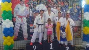 Open Nacional Verdes Mares Karate 2016 - 1