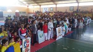 Open Nacional Verdes Mares Karate 2016 - 2