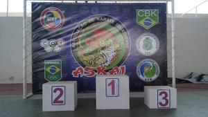 Copa Centro Sul de Karate 2016 - 60
