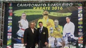Campeonato Brasileiro em Goiás - 2