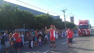 Campeonato Brasileiro Goiás - Tocha Olímpica - 1