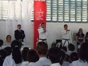 XVI Copa Jaguaribe de Karate - Abertura - 17