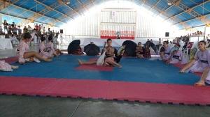XVI Copa Jaguaribe de Karate - Abertura - 2
