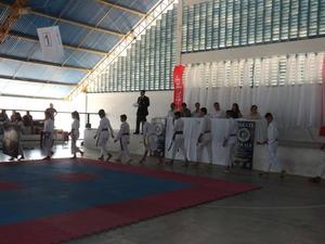 XVI Copa Jaguaribe de Karate - Abertura - 20
