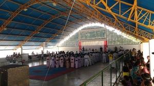 XVI Copa Jaguaribe de Karate - Abertura - 3
