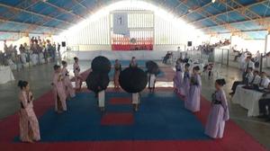 XVI Copa Jaguaribe de Karate - Abertura - 4