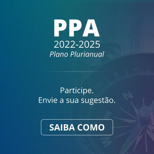 PPA 2022-2025. Participe.